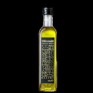 Assyat Olivenöl Steinpresse 500ml