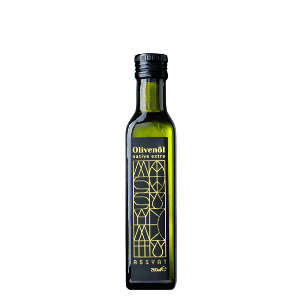 Assyat Olivenöl Mühle 250ml