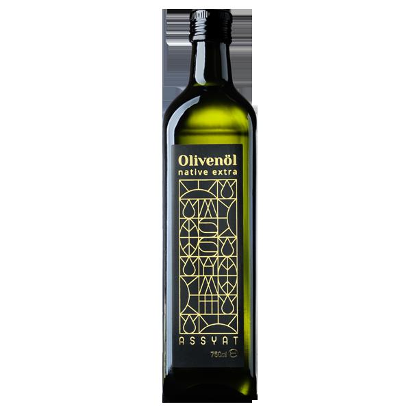 Assyat Olivenöl Mühle 750ml